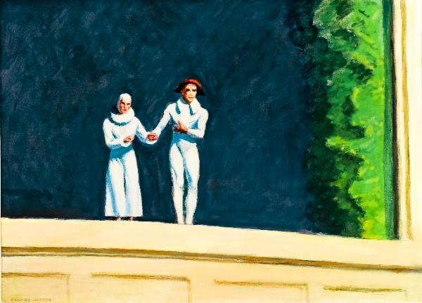 Edward Hopper et Jo
