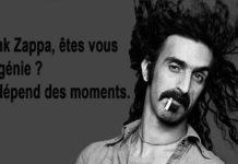 Frank Zappa - Citation