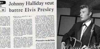 Johnny Hallyday 1960