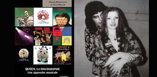Queen- Livre la discographie une approche musicale