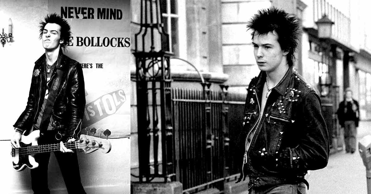 Sid Vicious Sex Pistols
