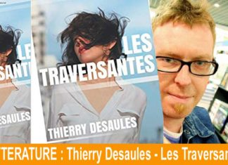 Thierry Desaules - Les Traversantes - livre