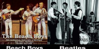Beach Boys - Beatles