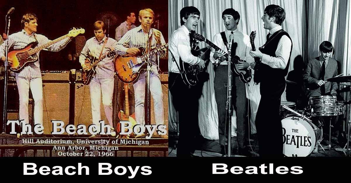 Beach Boys - Beatles