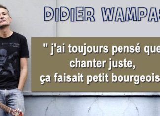 didier wampas citation - les wampas