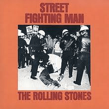 rolling stones street fighting man pochette rare