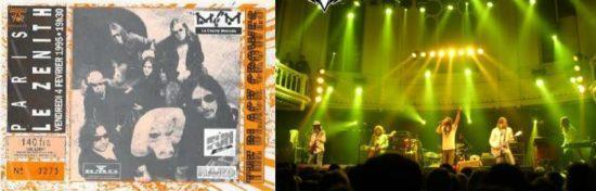 The Black Crowes - BC live et billet