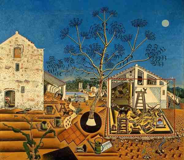 La ferme Miró et ses rêves