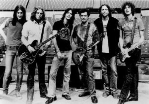 Groupe black crowes