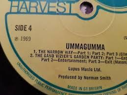 ummagumma (détail)