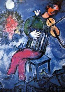 Le Violoniste de Chagall