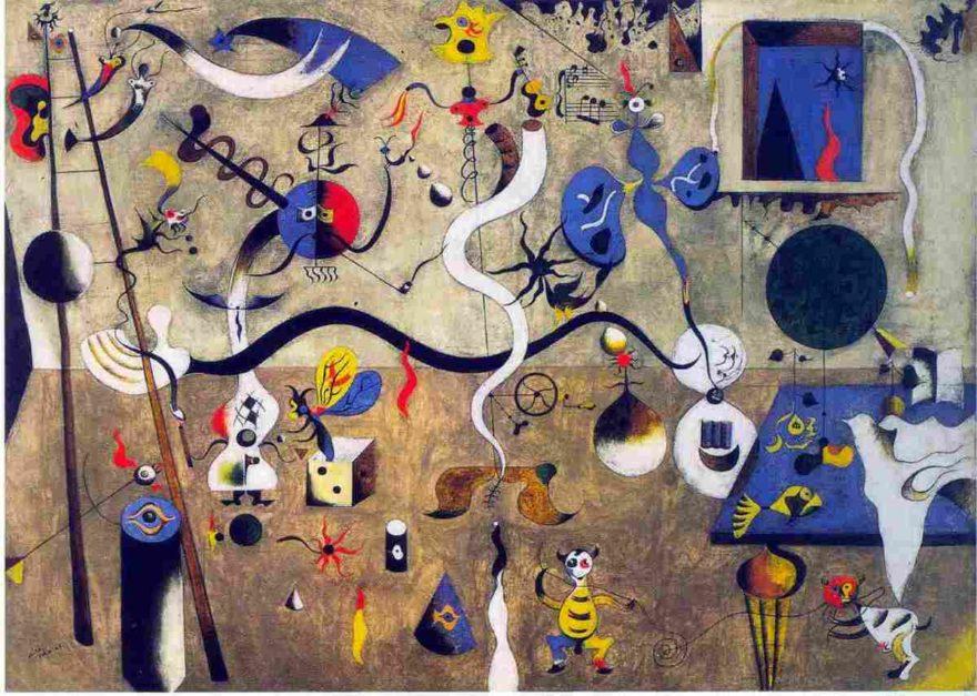 Carnaval Joan Miró