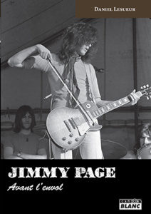 JIMMY PAGE Avant l'envol