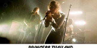 princesse tailand band