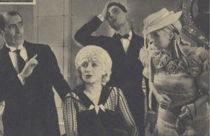 1936: LA REINE DES RESQUILLEUSES