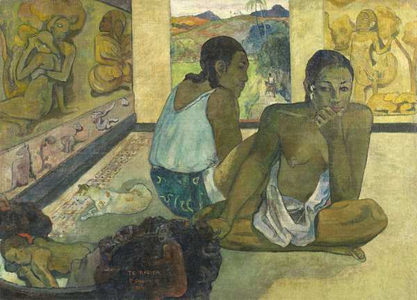 Gauguin collection Samuel Courtauld