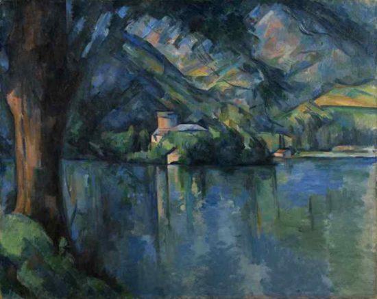 Le lac d'Annecy