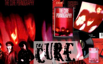 The Cure - Album Pornography