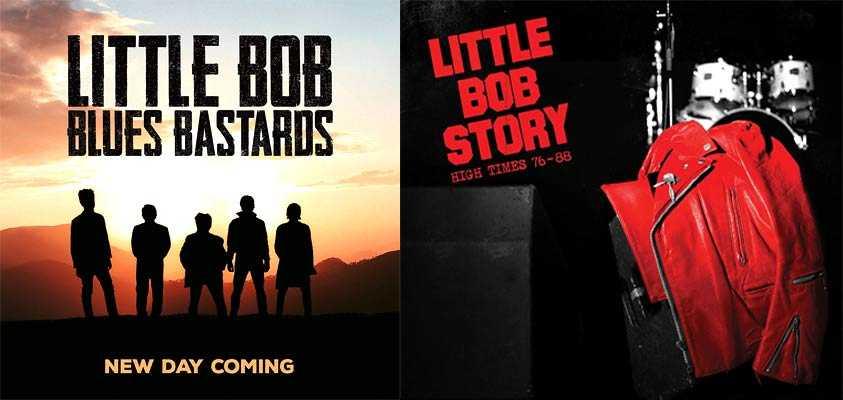 Little Bob albums
