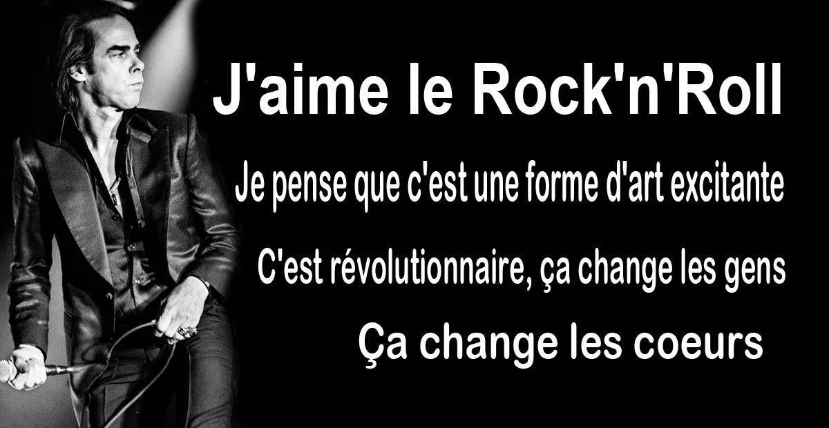 Nick Cave - Citation
