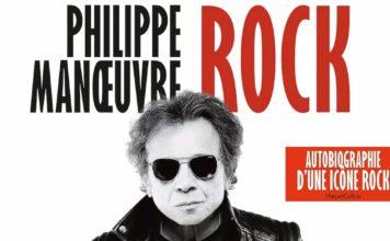 Philippe Manoeuvre - Livre Rock