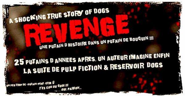 PULP FICTION RESERVOIR DOGS -revenge - chris anderson