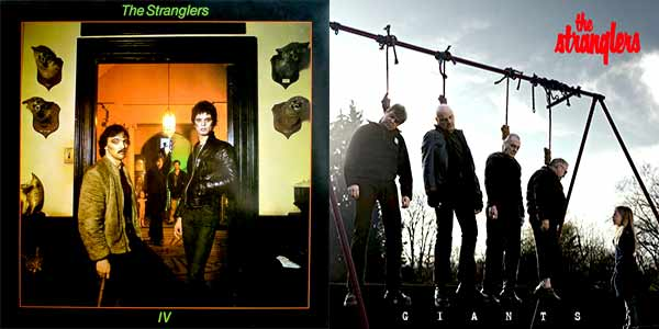 The Stranglers Albums