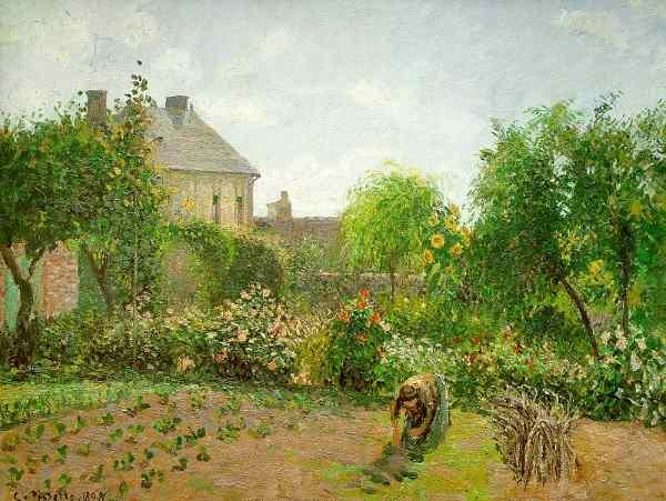 Les paysages de Camille Pissarro