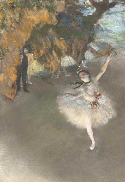 Edgar Degas ,la danse