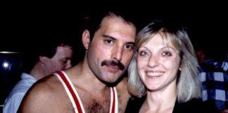 Freddie Mercury - Mary Austin