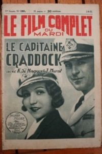 Le capitaine CRADDOCK