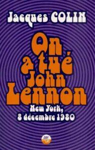 La mort de Johnn Lennon