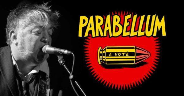 parabellum - a vote - rien à foutre