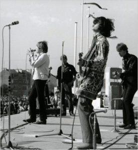 Yardbirds Jimmy Page