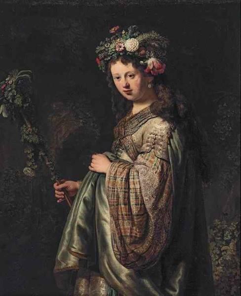 Rembrandt au musée de l'Ermitage