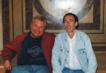 C. JEROME avec Daniel LESUEUR