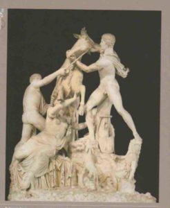 Musée Archéologique de Naples Le Taureau