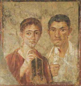 Musée Archéologique de Naples Paquius Proculus