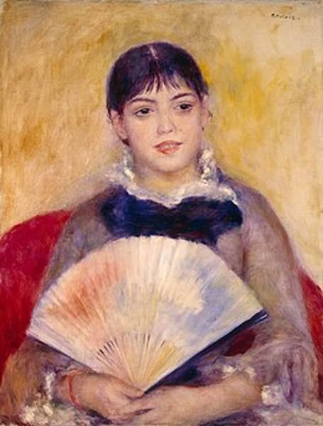 Renoir au musée de l'Ermitage