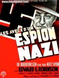 espion nazi