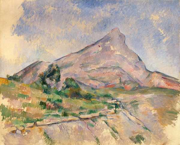 Cézanne au musée de l'Ermitage