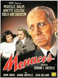 MENACES von STROHEIM