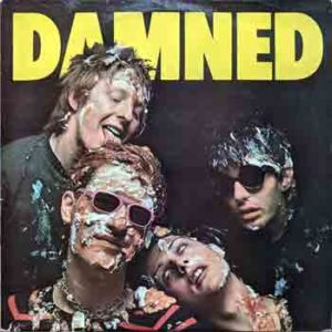 the damned 1er album