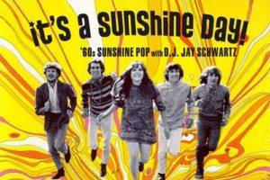 sunshine pop pop Californie