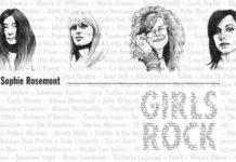 girls rock livre sophie rosemont