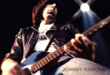 Johnny Ramone guitariste Ramones