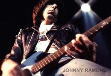 Johnny Ramone guitariste Ramones