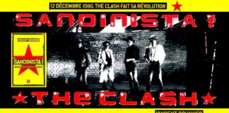 sandinasta the clash