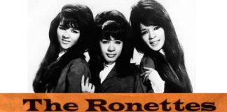 girl group song the ronettes