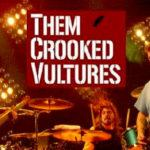 Them Crooked Vultures foo fighters